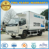 Jmc 4X2 Refrigerated тележка Van грузовика Refrigerated 5t