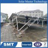 Structure de fixation de l'énergie solaire pour le support de système d'énergie solaire photovoltaïque
