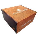 Papier d'impression complet personnalisé boîte cadeau pour les Jeux de l'emballage