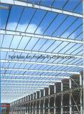 Almacén económico de la estructura de acero de la solución (SSW-HK338)
