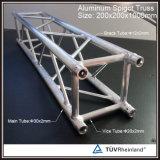 Il fascio di alluminio DJ della fase lega
