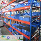 preço de fábrica na China gravidade o fluxo de paletes de paletes