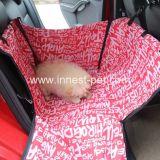 Dekking van de Zetel van de Auto van de Hond van de Levering van het Huisdier van de kwaliteit de Poot Afgedrukte