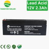 12V 2.3AH 2.5AH 2,6 Ah Bateria de chumbo-ácido selada