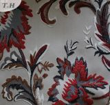 Nueva tela del sofá del telar jacquar de la tela de los muebles