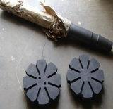 Revêtement en aluminium Anti-Oxidation de fusion du rotor de graphite