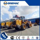 熱い販売XCMG 5トンの車輪のローダーモデルZl50gn
