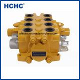 Vielfältiges hydraulisches Block-Ventil mit Strömungsgeschwindigkeit 100 l/min Xyzl2