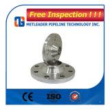 Borde Asmt A105 del acero de carbón del cuello de la soldadura con ASME B16.5