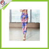 Ghette asciutte rapide senza giunte respirabili comode di yoga di forma fisica per le donne