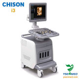 Médico Hospitalar Chison I3 Trolley Sistema de Ultra-som 4D portátil