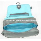 ハングの洗面用品キットは化粧品のための構成旅行袋を運ぶ