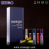 Seego 최신 판매 수증기 전자 담배는 E Cig 분무기를 G 명중했다