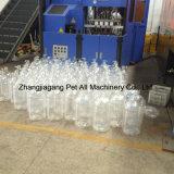 Cavidad de 9 botellas de PET de plástico que hace la máquina de agua