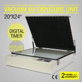 Exposição UV do vácuo da impressão da tela de Vevor