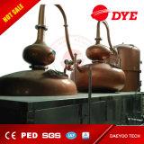 equipo de la destilación del alcohol del acero inoxidable 500L