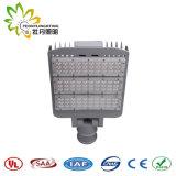 luz de calle al aire libre de 150W LED, cinco años de la garantía LED de luz de calle barata, lámpara de calle del LED con la aprobación de Ce& RoHS