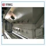 1500kg het Groeperen van het Asfalt van de mixer Intermitterende Verplichte het Mengen zich Installatie met ISO 9001