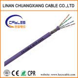 LAN van het netwerk Kabel SFTP Cat5e