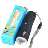 Hot Selling High Power Refillable LED Torch Flashlight