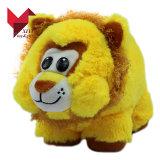 공장 직매 사랑스러운 최신 판매 사자 견면 벨벳 장난감