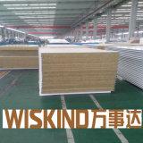 Panneau ignifuge de pièce propre pour la construction de mur ou de toit