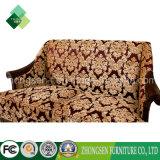 旧式な様式の詠唱の居間の家具のソファーのベロアファブリックソファー