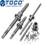 소형 CNC 대패를 위한 Toco Ballscrew 2505