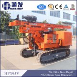 PVの太陽プロジェクトのためのねじ山の掘削装置Hf395y