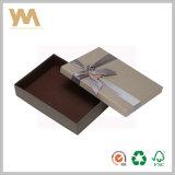Caixa de embalagem decorativa com fita