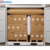 El precio barato evita el bolso de aire del balastro de madera del papel de Brown Kraft de los daños del cargo del transporte