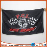 Publicidade impressa bandeira personalizado de poliéster