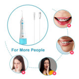 Multifunktions-FDA Zustimmung eingebrannt zahnmedizinische Wasserstrahlzahnbürste Flosser