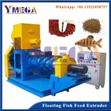 浮遊魚の供給の生産のための完全なステンレス鋼突き出る機械