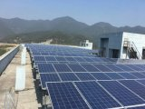 80W поли панель солнечных батарей, солнечная система с CE, сертификатами TUV