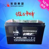 (12V120AH) bateria acidificada ao chumbo da longa vida 6-Evf-120 para o carro elétrico