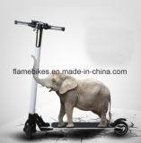 """O """"trotinette"""" de motor elétrico o mais leve da fibra do carbono"""
