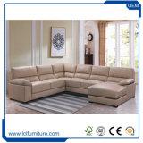 L'OEM ordina il sofà di cuoio di lusso squisito accettabile