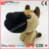 Perro suave de la felpa del juguete del animal relleno del regalo de la promoción para los cabritos/los niños