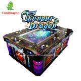 販売のための魚のハンターのゲーム・マシンの海洋王2雷のドラゴンの賭ける機械