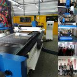 pipe et tunnel de découpage de machine de découpage de laser de 1000W 1500W