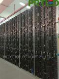 Mur visuel polychrome de haute résolution de P 4.81 DEL avec X.500 de location millimètre du panneau 500 de modèle/500 x 1000 millimètres