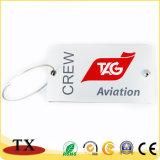 Heiße verkaufenkundenspezifische Metallgepäck-Marke und Gepäck-Marke