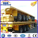 De Multifuctional da carga de transporte do recipiente reboque Semi com fechamentos da torção