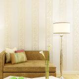 2017 papier de mur de PVC, PVC Wallcovering, décor de mur, feuille d'étage, tissu de mur de PVC, papier peint de PVC