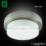 Dispositivos de iluminación aislados doble del techo del cuarto de baño del cromo LED del final