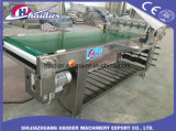 Un croissant de décisions de ligne de production croissants Automatique Machine de moulage