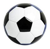 Llanura baratos de espuma de PVC pelota de fútbol de recuerdos de cuero