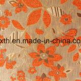 털실 염료 특별한 기초에 있는 소파를 위한 빨간 셔닐 실 직물