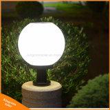 [رووند بلّ] شمعيّة عمود مصباح خارجيّ [لد] حديقة موقع ضوء